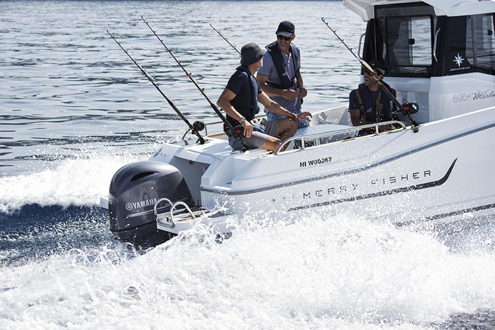 bateau Merry Fisher 695