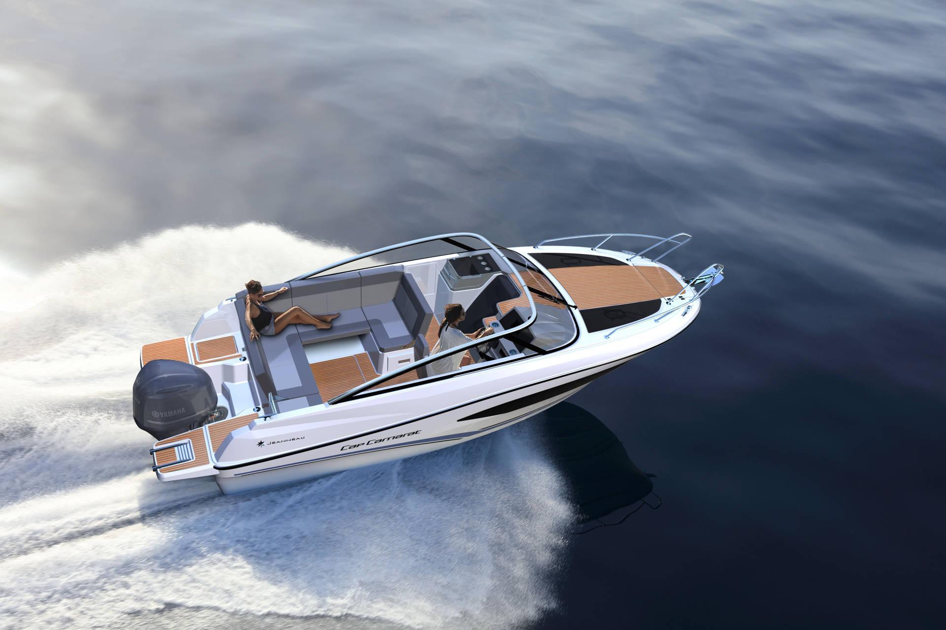 bateau Cap Camarat