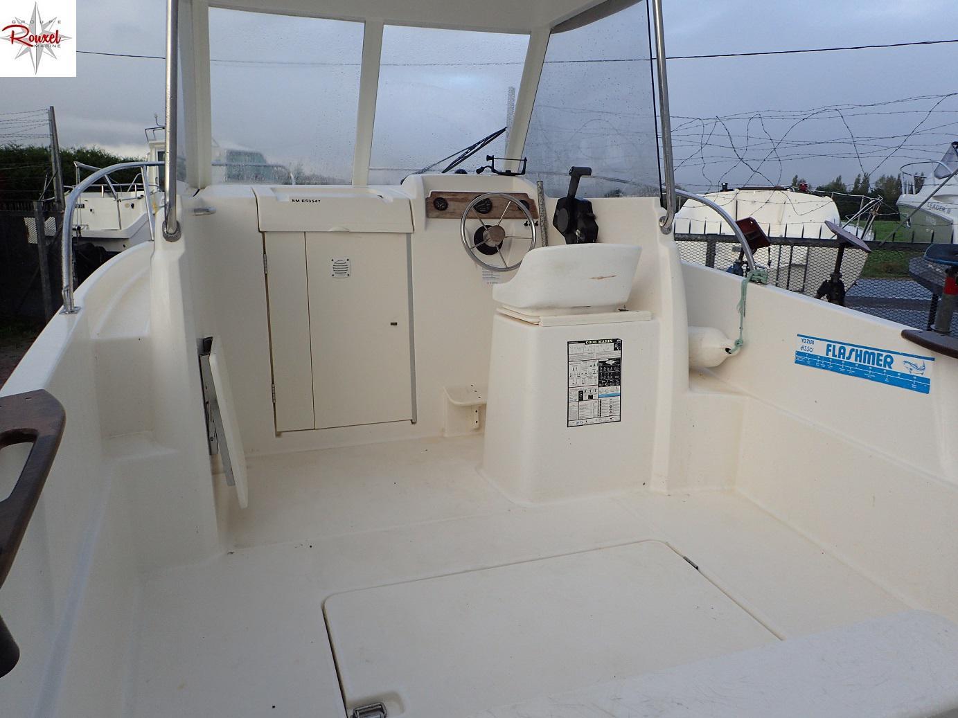 Jeanneau Merry Fisher 585 Marlin - Gege - 2008