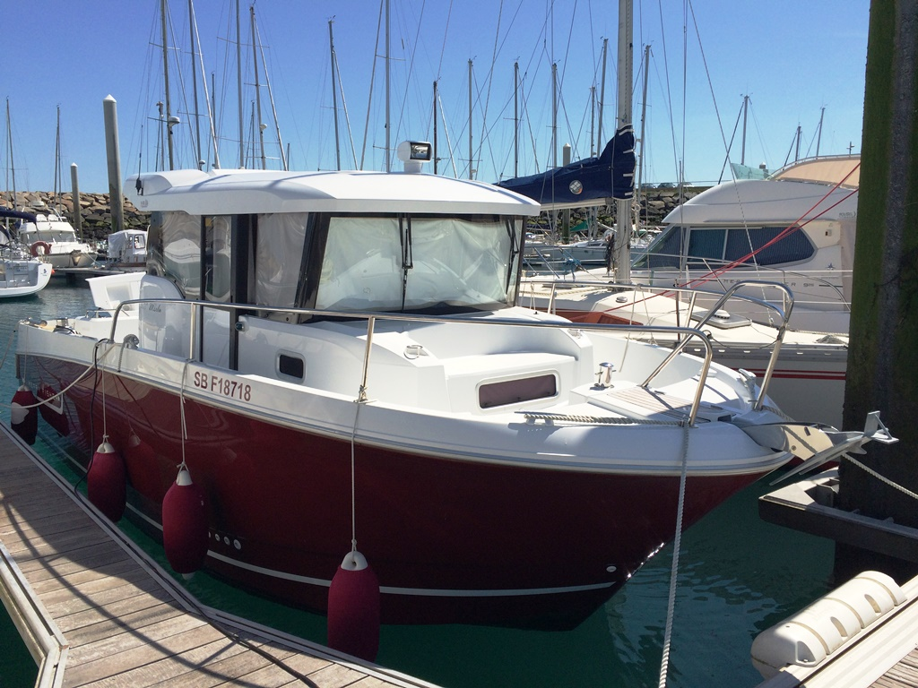Jeanneau Merry Fisher 855 Marlin - Reste à Quay- 2015