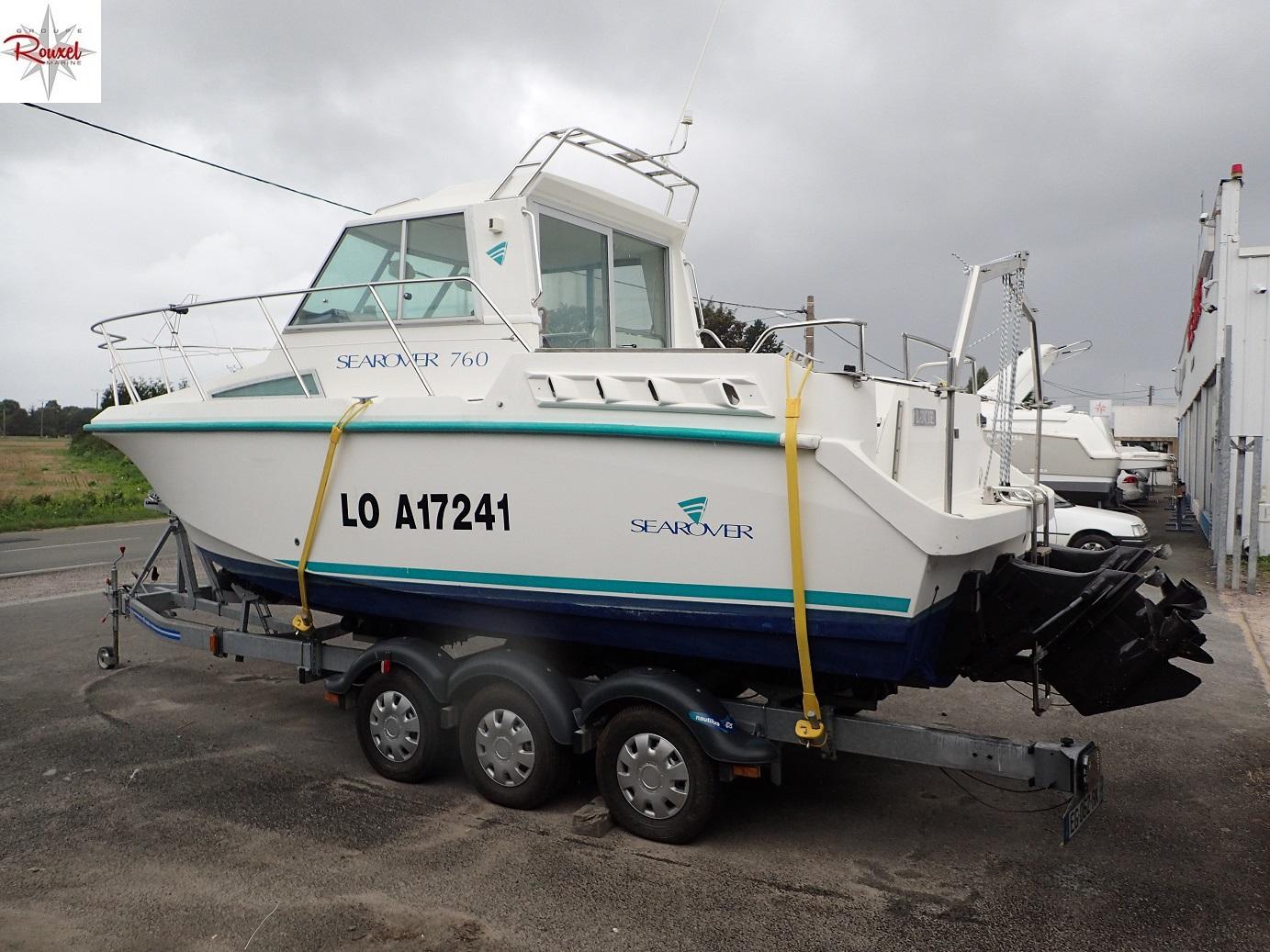 Sea Rover 760 Fish – Lucie – 1997