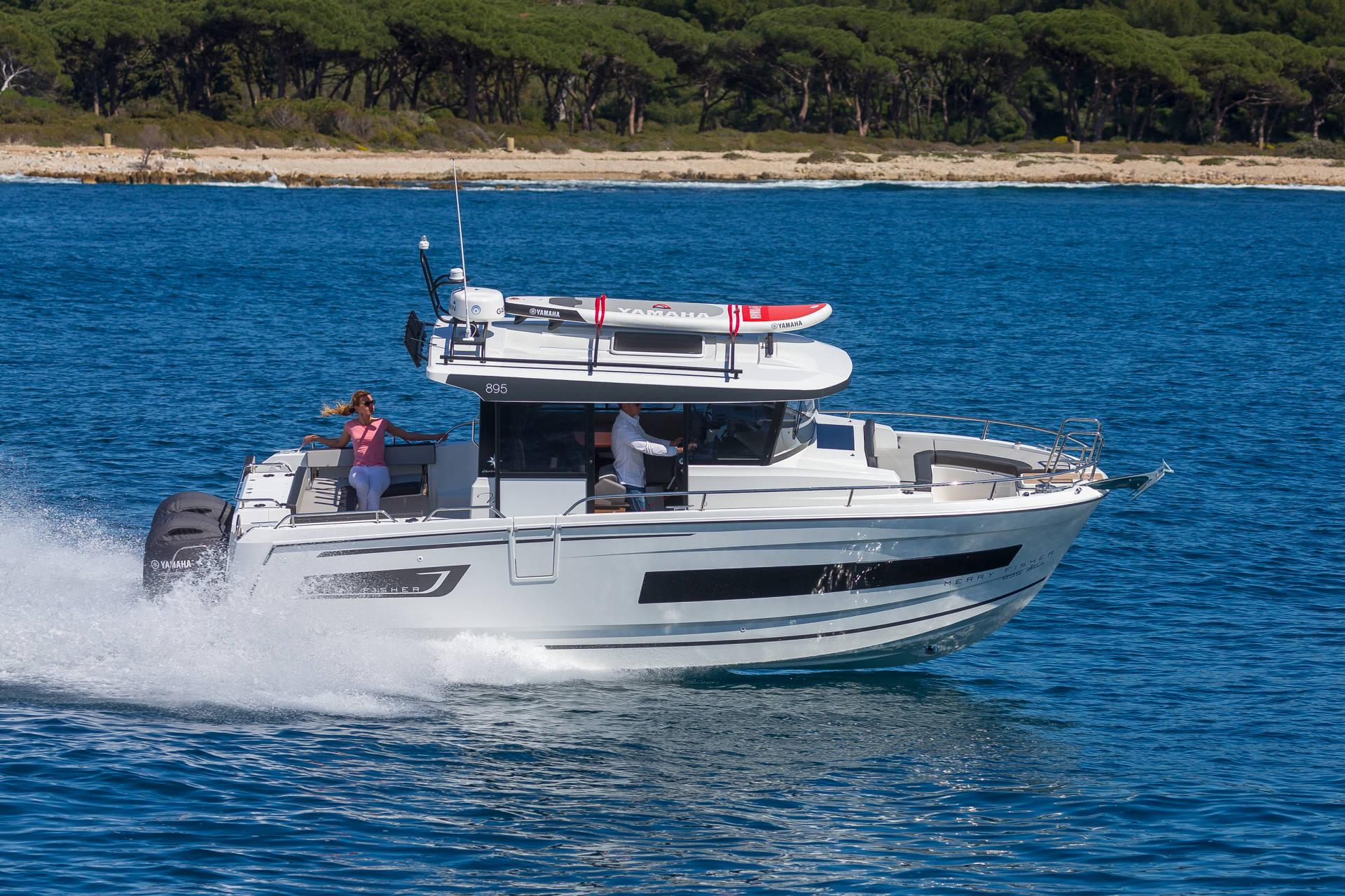 Le Merry Fisher 895 Marlin remporte le Motor Boat Awards