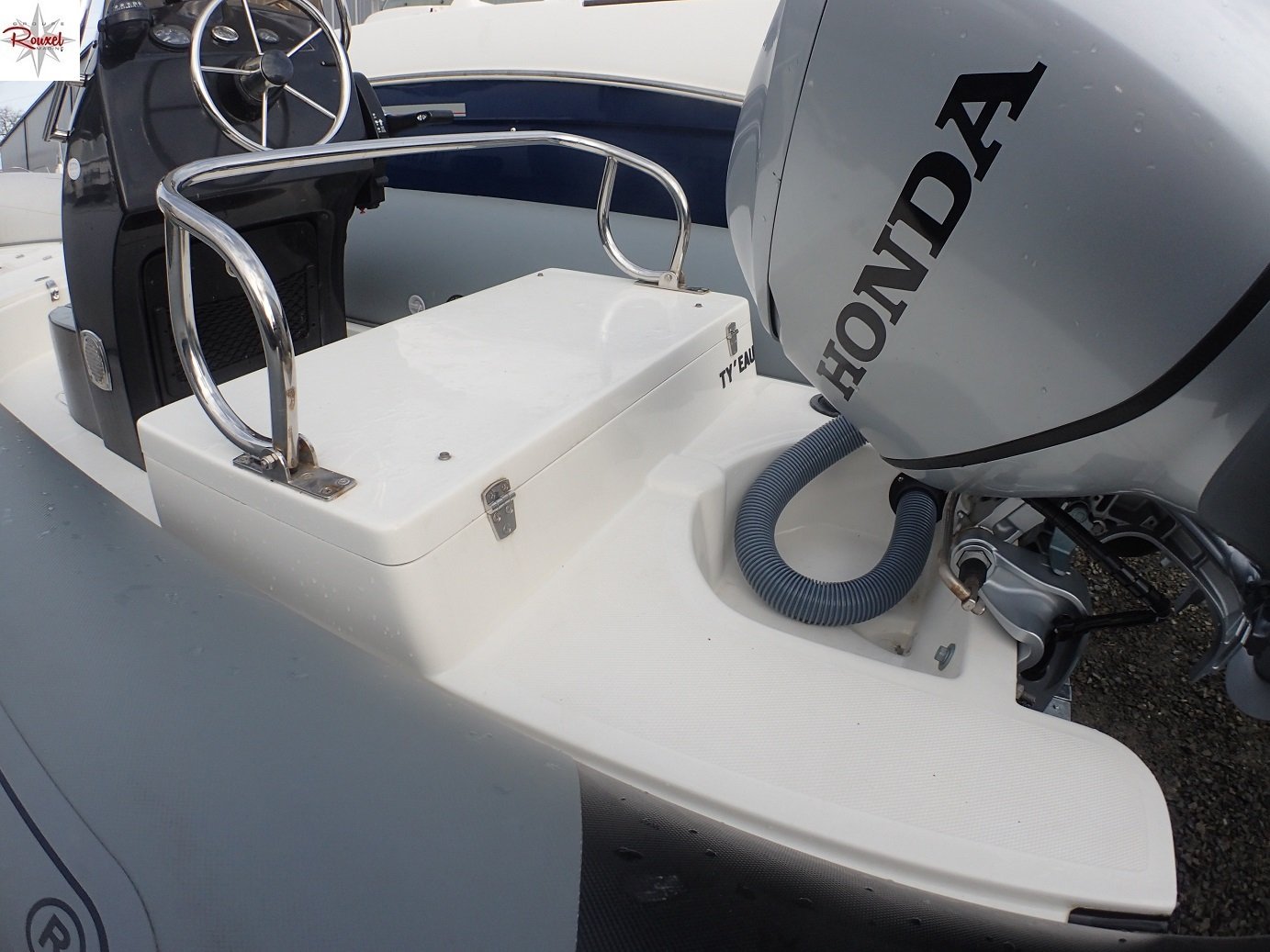 3D TENDER LUX 550 - Ty'eau - 2017