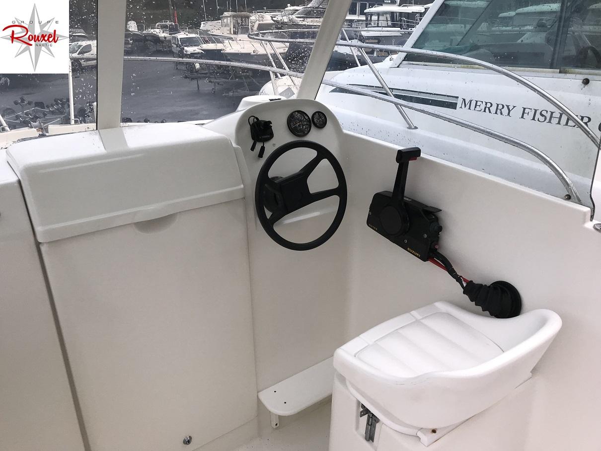 MERRY FISHER 530 + SUZUKI DF50 -