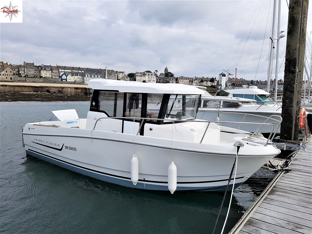 Jeanneau Merry Fisher 755 Marlin -Rigoletto- 2013